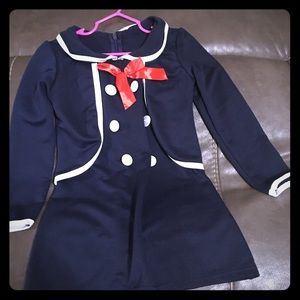 Other - Girls dress suit